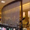 Metal folding screen room divider from manufacturer