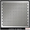 Stainless steel perforated metal ISO factory with cheap price