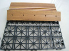 Quality Finished Outdoor Bamboo Decking Tile