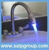 Special Function Faucet With LED Change Colour Light