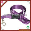Promotional silk screen lanyard&sample and design free!