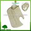 2012 hot selling Metal bottle opener for beer promotion
