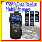Vgate Scan Tool VS890 OBD OBDII OBD2 Code Reader For MB Cars