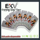 disposable ecigarette is online selling from factory price