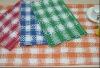 100% cotton decorative tea towel