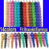 Basketball Wives Earring Beads Bulk(JF-0022)