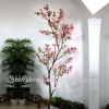 GNW 6ft pink artificial cherry blossom branch