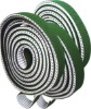 PU industrial timing belt decorative pattern green cloth