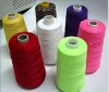 100% spun polyester sewing thread 42/2