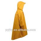 2012new fashionable raincoat with hood
