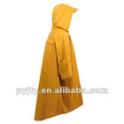 2012new fashionable raincoat with hood