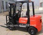 2.5 Tons Diesel Powered Forklift CPCD25F