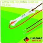 Welding Vinyl Tube Sealing Thermal Fuse 250V 10A KSD FS-003 70C.Degrcc