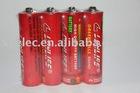 Zinc Carbon AAA LR03 Dry Battery