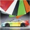 1.52*30M bubble free:Color Turning Car Vinyl Wrap/CAR COLOR CHANGING FILM(car wrapping foil)-color option