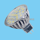 NF-MR16-21WC GX5.3 3.5 W 10-30V DC 21pcs 5050 SMD led light
