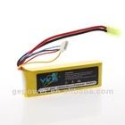 RC model aircraft battery 11.1V 1800MAH 20C lipo