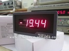 Digital Panel dc Ammeter, XL5135A-6 model Measure DC5A
