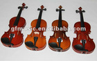 Spruce top student violin