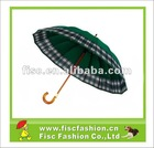 KUM042 high quality straight umbrella