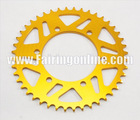 Rear sprocket 44T 525 for Yamaha YZF-R6 06 07 08 09 10