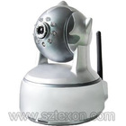 Wireless IP camera with Two-way audio IP001W