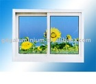 Aluminium Sliding window with energy saving