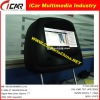 """Top selling!!WIFI 3G wifi 7 """" taxi headrest advertisment monitor"""