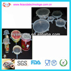 Food Grade Cheap Household Items Silicone Fresh Cover Set Of 5 Size