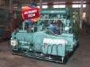 Nitrogen booster compressor