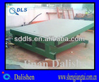 Stationary Hydraulic Metal Loading Ramp