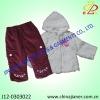 winter baby girl 2pcs set suit