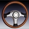 Wooden 3X Steering Wheels SWW012