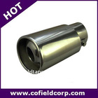 MF219 Decorative Muffler Extension Stainless steel
