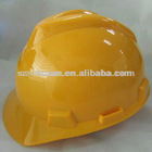 ABS or PE reinforced plastic safety helmet