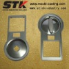 Aluminum Casting Nickel Plated
