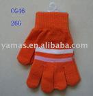 fashion acrylic glove