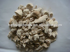 Degelatinised bones for bone ash use