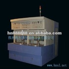 Composite pan bottom brazing machine