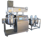 LPZJR Vacuum Emulsifying Machine