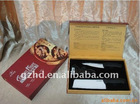 3 pieces Ceramic Knife set large quantity in stock