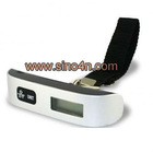50KG 10g Portable hanging baggage digital scale