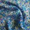 100%rayon printed fabric,soft dress fabric