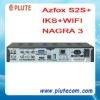 Original STB Ali3601 Azfox S2S+ IKS
