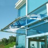 Outdoor glass canopy-7