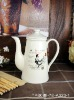 ceramic coffee pot with new design