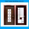 durable glass bedroom door