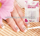 New design nail art stickers