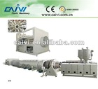 Large diameter HDPE pipe production machine