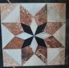 Custom marble medallion